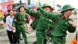 Liên hoan tuyên truyền viên trẻ LLVT Quân khu 1:  Đoàn Bắc Giang giành giải Ba