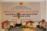 Bộ trưởng Bộ Giáo dục và Đào tạo giải trình về những đổi mới trong kỳ thi THPT quốc gia