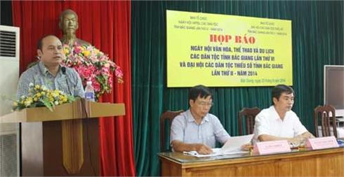 Quảng bá rộng rãi bản sắc văn hóa, tiềm năng du lịch Bắc Giang