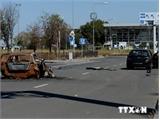 Ukraine: Giao tranh bùng phát xung quanh sân bay Donetsk