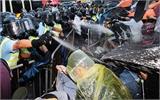 Trung Quốc tuyên bố biểu tình đòi dân chủ ở Hong Kong là bất hợp pháp