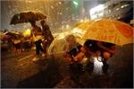 Biểu tình tại Hong Kong tiếp tục nóng lên