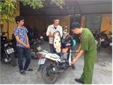Công an huyện Lục Nam:  Bắt hai đối tượng trộm chó
