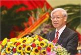 Tổng Bí thư Nguyễn Phú Trọng rời Hà Nội thăm Đại Hàn Dân Quốc