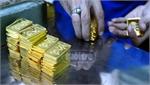 Vàng SJC mất 100 nghìn đồng phiên đầu tháng