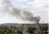Ukraine: Quân ly khai tái chiếm và đóng cửa sân bay Donetsk