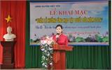 Học và làm theo tấm gương đạo đức Hồ Chí Minh ở Trường THCS Hương Mai