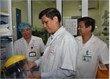 Việt Nam chuẩn bị diễn tập quy mô đối phó với dịch bệnh Ebola