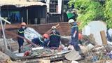 Hé lộ nguyên nhân vụ 'nổ lớn như bom' ở TPHCM