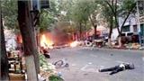 Chợ nông sản ở Tân Cương bị tấn công, ít nhất 22 người chết