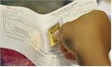 Vàng SJC giảm giá theo quốc tế