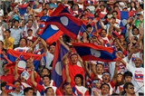 Đội tuyển Lào vào bảng đấu với Việt Nam ở AFF Cup 2014