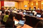 Ngày 28-10, giao lưu trực tuyến về  tài nguyên, môi trường