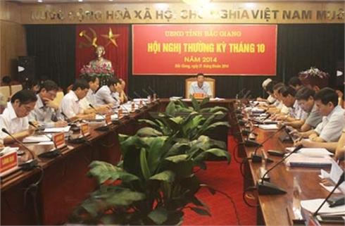 Tập trung cao để hoàn thành các chỉ tiêu KT-XH năm 2014