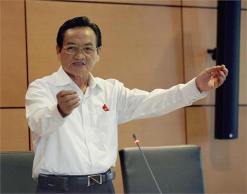 """Đại biểu Trần Du Lịch:""""Phải có quyết sách để lấy lại lòng tin của dân"""""""