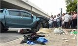 Khởi tố lái xe 'điên' gây tai nạn liên hoàn trên đường Phạm Hùng (Hà Nội)