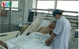 Điều trực thăng ra Trường Sa cứu người: Sức khỏe bệnh nhân dần ổn định