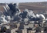 Syria bắn cháy 2 chiến đấu cơ của phiến quân IS