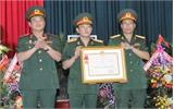 Trường Trung cấp Nghề số 12 - Bộ Quốc phòng: Đón nhận Huân chương Bảo vệ Tổ quốc hạng Ba
