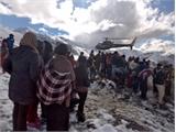 Nepal giải cứu 518 người trong vụ bão tuyết