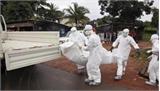 WHO: Gần 10 nghìn người nhiễm Ebola