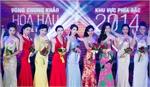 Lộ diện top 20 người đẹp vào chung kết Hoa hậu Việt Nam 2014