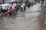 TP Hồ Chí Minh ngập nặng sau mưa lớn