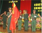 Đón nhận Huân chương Bảo vệ Tổ quốc hạng Ba