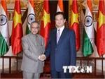 Phát triển sâu rộng quan hệ đối tác chiến lược Việt Nam-Ấn Độ