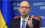 Ông Yatseniuk tuyên bố tiếp tục giữ chức Thủ tướng Ukraine