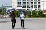 Miền Bắc tăng nhiệt, miền Trung còn mưa