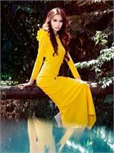 """Phạm Thị Kim Thi sẽ tham dự cuộc thi """"Người mẫu Thế giới"""" 2014"""