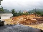 Phó Thủ tướng chỉ đạo khắc phục sự cố vỡ đập ở Quảng Ninh