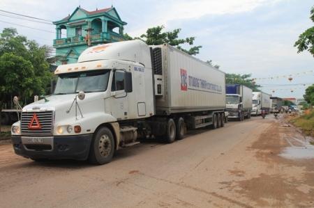 Dự kiến khởi công nâng cấp QL31 đoạn Bắc Giang - Chũ trong quý I/2015