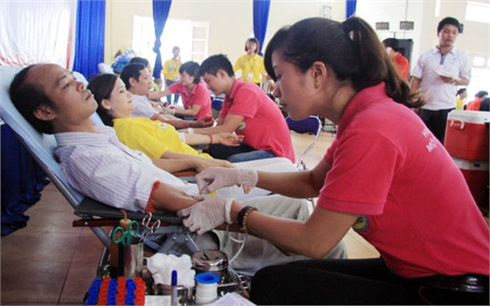 Phong trào hiến máu tình nguyện: Nhân lên nghĩa cử cao đẹp