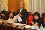 Thẩm tra các nội dung trình Ban Thường vụ Tỉnh ủy và kỳ họp thứ 11, HĐND tỉnh khóa XVII
