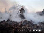Đức, Ukraine nhất trí tiếp tục hoạt động của nhóm tiếp xúc
