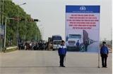 Bắc Giang: Hàng nghìn người tưởng niệm nạn nhân tử vong do tai nạn giao thông