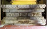 Đề nghị công nhận  hương án đá chùa Cao  là bảo vật Quốc gia