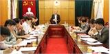 Thẩm tra một số báo cáo, tờ trình trình kỳ họp thứ 11 - HĐND tỉnh Bắc Giang