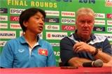 HLV T.Miura đã chuẩn bị mọi phương án để Việt Nam thắng Lào