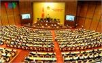 Quốc hội thông qua Luật Nhà ở và Luật Kinh doanh bất động sản