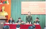 Tổ chức lễ kỷ niệm cấp quốc gia 70 năm thành lập QĐND Việt Nam