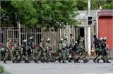 Trung Quốc xóa sổ 115 tổ chức khủng bố ở Tân Cương