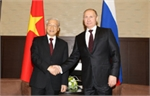 Tuyên bố chung Việt Nam- Liên bang Nga