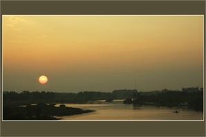 Chiều sông Thương