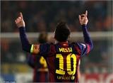 Lập hattrick, Messi xô đổ kỷ lục của Raul