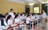 Đổi mới kỳ thi quốc gia THPT năm học  2014-2015: Nhà trường, học sinh cùng chủ động