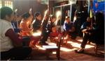 Sơn Động: Truyền dạy hát Then cho hạt nhân văn nghệ