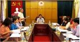 Thẩm tra tờ trình, dự thảo trình kỳ họp thứ 11
